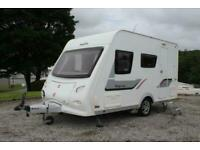 Elddis Majestic 304 Ultra Compact Lightweight 4 Berth Inc Awning & Mover 2013