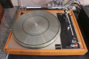 Ariston Audio RD11s Turntable With 60 Day Warranty