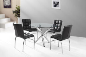 DINING SETS , $499 AND UP