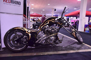 2015 Rolling Thunder Custom Chopper