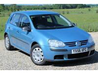 2006/56 Volkswagen Golf 2.0SDI S, *** 2 PRIVATE OWNERS *** 8 SERVICES **