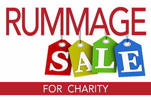 Huge Rummage and Plant Sale!!