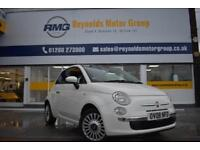 2008 08 Fiat 500 1.2 LOUNGE GOOD AND BAD CAR CREDIT FINANCE AVAILABLE