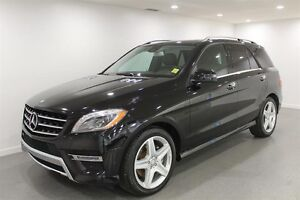 2013 Mercedes-Benz ML350 BlueTEC 4MATIC Regina Regina Area image 1