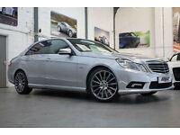 Mercedes Benz E350 3.0CDI Sport, 59 Reg, 88k, Silver, Pan Roof, Command Etc..