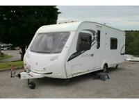 2010 Sterling Eccles Ruby 90 Fixed Bed End Washroom Caravan Inc Mover