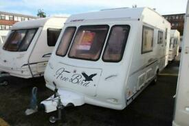 Compass Liberte 17/4 2003 4 Berth Caravan £4,200
