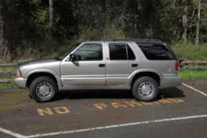 2001 GMC Jimmy SLE SUV, Crossover