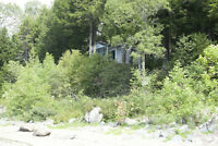 Small Waterfront Cottage for Rent - Long Reach, Saint John River