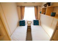 Cosalt Cascade 3 bed 8 berth great starter family caravan on Pendine Sands