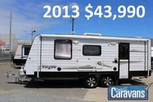 Ensuite Caravan For Sale