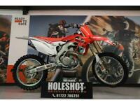 HONDA CRF 450 2013 MOTOCROSS BIKE TERMIGNONI EXHAUST SYSTEM