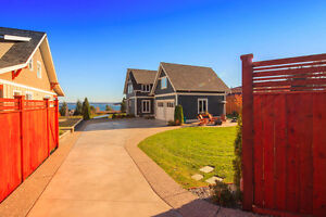 Meticulous North Saanich View Home