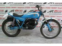1980 Bultaco Sherpa 250 Road Reg.