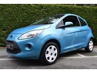 2010/60 FORD KA STYLE + ** NEW M.O.T. / AIR CON / FSH / 1 OWNER **