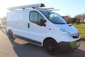 Vauxhall Vivaro 2.0CDTi ( 115ps ) 2700 EcoFLEX SWB Diesel Van £7,495 + VAT