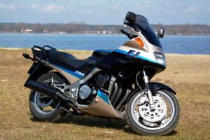 moto yamaha fj 1200 ou fj1100