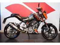 2012 62 KTM DUKE 125CC 125 DUKE 12