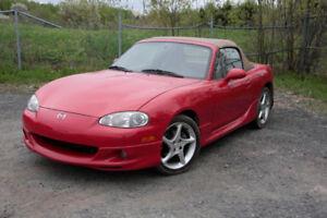 Mazda Miata Mx5 2001