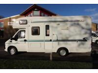 Autotrail Cheyenne 635 SE 4 Berth Motorhome for sale