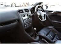 2012 Volkswagen Golf 2.0 TSI GTI 5dr Petrol black Manual
