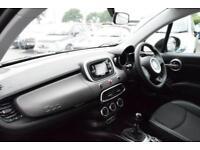 2017 Fiat 500X 1.6 MultiJet Cross (s/s) 5dr Diesel black Manual