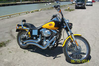 2000 FXDWG in excellent condition