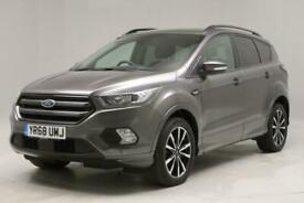 image for 2018 Ford Kuga 2.0 TDCi ST-Line 5dr 2WD AUTO PARK - APPLE CARPLAY - XENONS Suv D