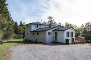 18 acres + of privacy and country living Kingston Peninsula