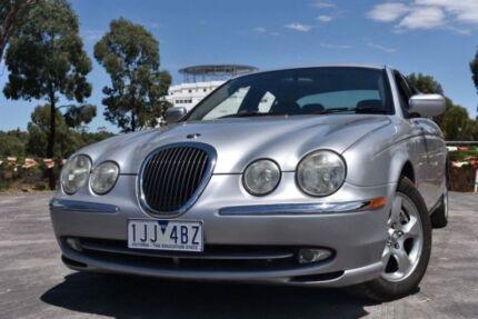 2001 Jaguar S-Type x 2