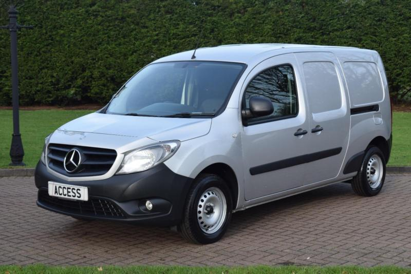 mercedes benz citan 1 5cdi extra long 109 in pilgrims hatch essex gumtree. Black Bedroom Furniture Sets. Home Design Ideas