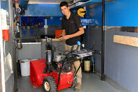 Snowblower repair and tune-ups -MOBILE SERVICE-