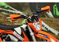 KTM EXC 250 Enduro Motocross Bike