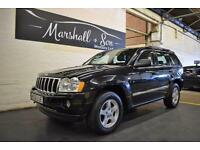 2006 56 JEEP GRAND CHEROKEE 3.0 V6 CRD LIMITED 5D AUTO 215 BHP DIESEL