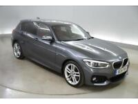 BMW 1 Series 125d M Sport 5dr Step Auto