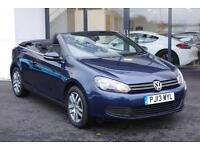 2013 Volkswagen Golf 1.6 TDI BlueMotion Tech S 2dr (start/stop)