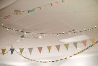 Wedding Decorations -- Paper Chains