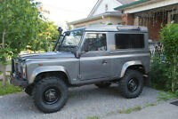 1994 Land Rover Defender 90 Tdi