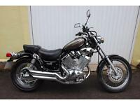 2003 Yamaha XV535 DX Virago - ONLY 4400mls ! - Lovely Chromework ....!