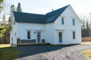 3 Bedroom Country Home with 2 Car Garage, Coles Island, NB