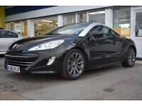 BAD CREDIT CAR FINANCE AVAILABLE 2012 62 Peugeot RCZ 2.0HDi