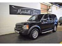 2007 57 LAND ROVER DISCOVERY 2.7 3 TDV6 SE 5D AUTO 188 BHP DIESEL