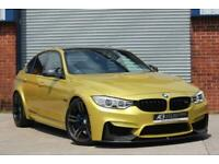 2014 BMW M3 Biturbo Manual