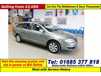 2007 - 07 - VOLKSWAGEN PASSAT SE 1.9TDI 5 DOOR ESTATE (GUIDE PRICE)