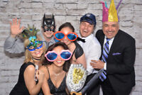 Deluxe GTA Photo Booth Rental - Packages from $299