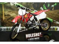 1992 HONDA CR 250 MCGRATH REPLICA MOTOCROSS BIKE 2 STROKE SUPER EVO PRO CIRCUIT