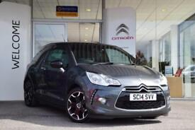 2014 CITROEN DS3 1.6 e-HDi Airdream DStyle Plus 3dr