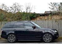 LAND ROVER RANGE ROVER VOGUE SE 3.0 TDV6 DIESEL AUTO 4X4 2013 [13] BLACK