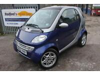 2002 Smart Fortwo 0.6 City Passion 3dr