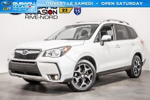 Subaru Forester XT Limited EyeSight NAVI+CUIR+TOIT.PANO  2016